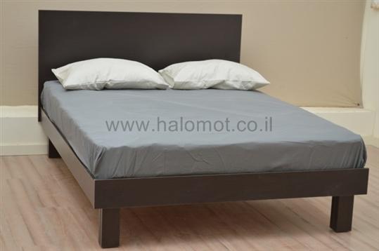 מיטה חלום וחצי עם ראש מיטה - דגם עדן