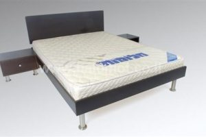 מיטה חלום וחצי עם ראש מיטה - דגם ניר