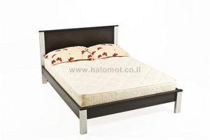 מיטה חלום וחצי עם ראש מיטה - דגם מיקס