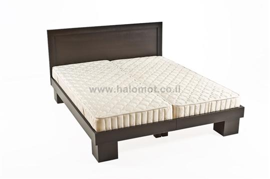 מיטה יהודית עם ראש מיטה - דגם טוקיו פלוס