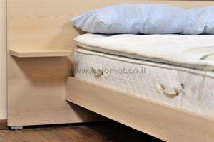 מיטה זוגית דגם סנדי