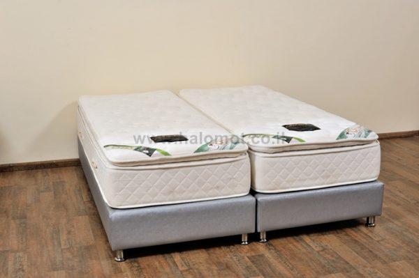 מיטה יהודית מרופדת בהפרדה דגם פנטזיה