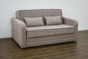 ספה נפתחת דו מושבית דגם קליק ידיות