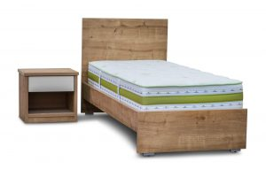 מיטת נוער דגם כרמל פלוס