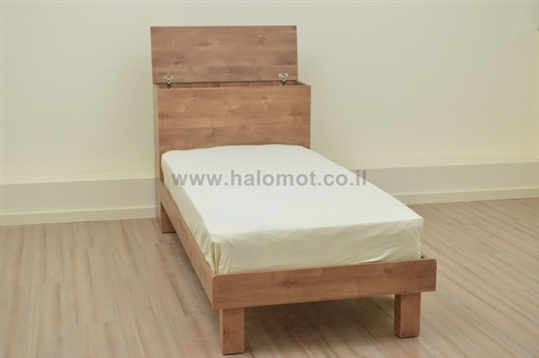 מיטת ילדים עדן אחסון