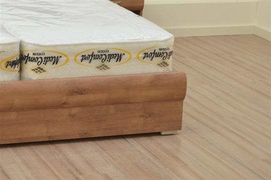 מיטת נוער עם ארגז דגם שרון