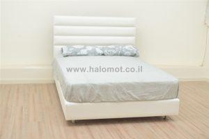 מיטה זוגית מרופדת דגם אופק