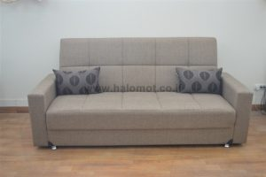 ספה נפתחת תלת מושבית דגם מונרו