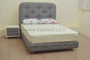 מיטה זוגית מרופדת דגם בסט דרימס