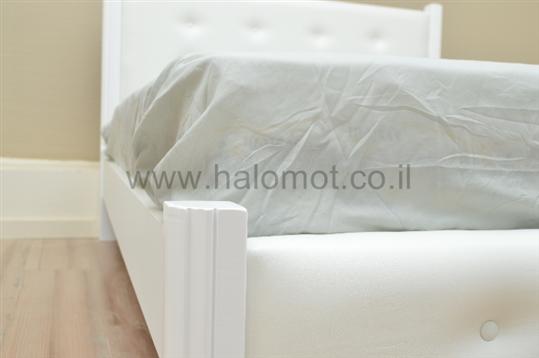 מיטה זוגית דגם ליאל חריטה