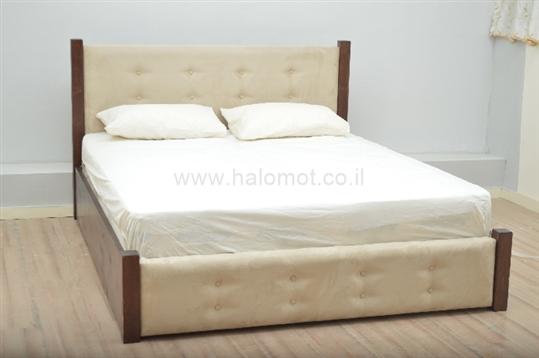 מיטה זוגית דגם ליאל עם מצעים