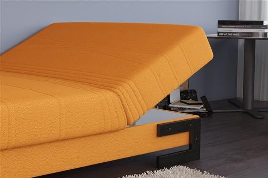 מיטה חלום וחצי דגם פפריקה