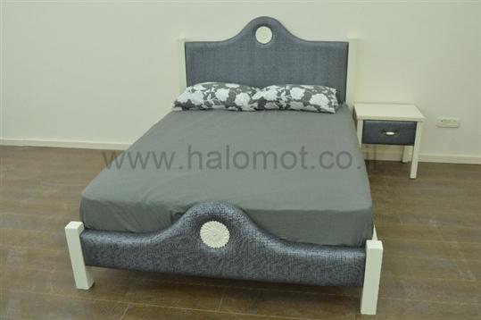 מיטה זוגית דגם אדל