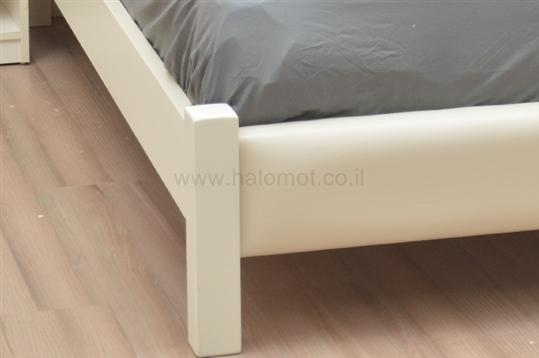 מיטה זוגית דגם מיכל