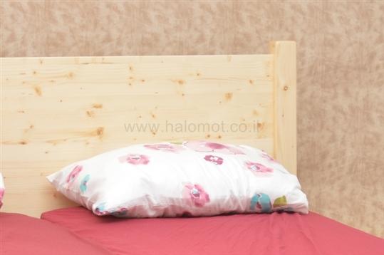 מיטה יהודית מעץ מלא כפיר פלוס
