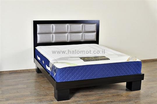 מיטה זוגית דגם טוקיו קוביות