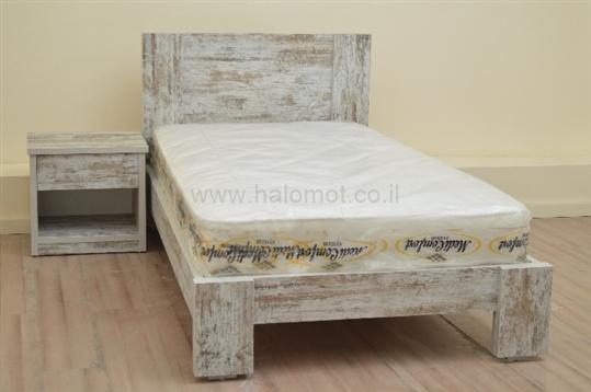 מיטת נוער דגם וינטג' פלוס