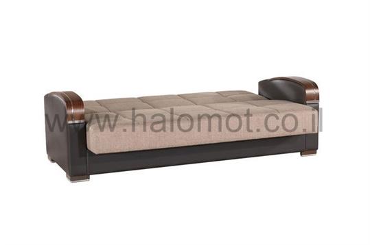ספה נפתחת למיטה דגם מור