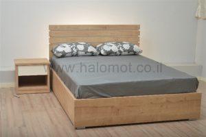 אולטרה מידי מיטה זוגית עם ארגז מצעים | אספקה מהירה לכל הארץ | חלומות - רשת EZ-43