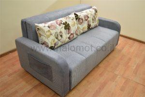 ספה דו מושבית גדולה נפתחת עם ארגז מצעים - דגם 1108