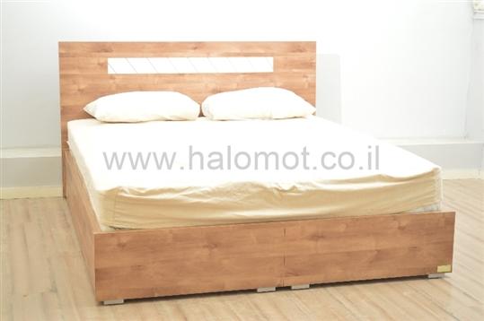 מיטה זוגית דגם ויטראז