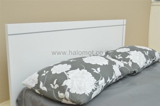 מיטה זוגית עם ארגז מצעים דגם להיט