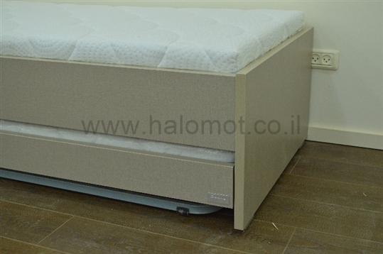 מיטה היי רייז ארגז כולל מזרנים - מיטת נוער נפתחת