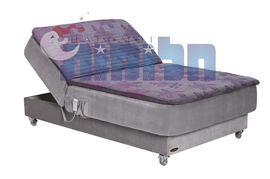 מיטה חלום וחצי עם שכבת פילוטופ