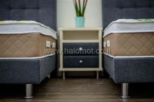 מיטה יהודית מעוצבת דגם רילקס