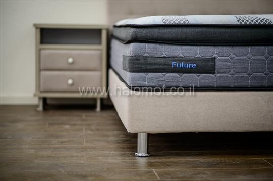 מיטת נוער מרופדת דגם רילקס