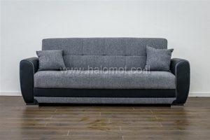 ספה נפתחת עם ארגז מצעים - דגם נתנאל