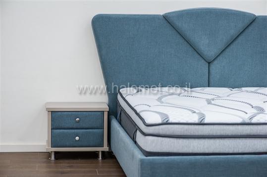 מיטה זוגית דגם מיתר