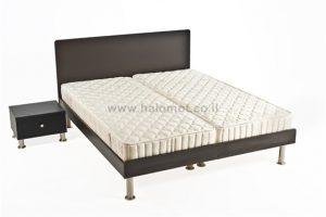 מיטה יהודית עם ראש מיטה - דגם ניר