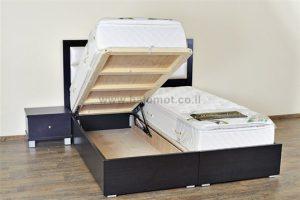 מיטה יהודית מעוצבת ספיר ראש יהלום