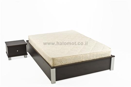 מיטה חלום וחצי עם ארגז מצעים - דגם מיקס