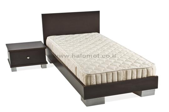 מיטה נוער - דגם שוקולד פלוס