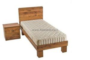 מיטת ילדים עם ראש מיטה - עדן פלוס