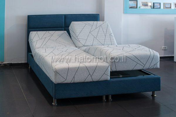 מיטה זוגית מתכווננת דגם פלורידה