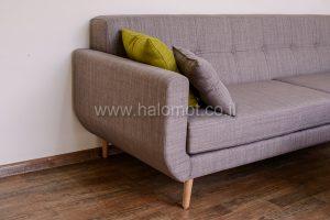 ספה תלת-מושבית לסלון
