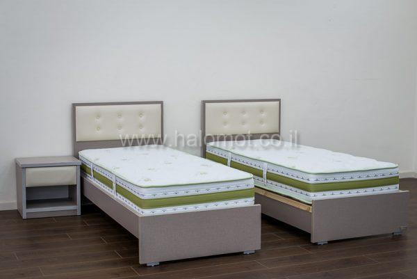 מגניב מיטה יהודית דגם קרמבו   מיטות יהודיות   אספקה מהירה לכל הארץ KI-12