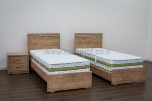 מיטה יהודית מעוצבת דגם חופית