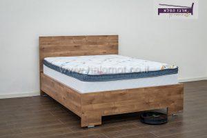 מעולה מיטה זוגית עם ארגז מצעים | אספקה מהירה לכל הארץ | חלומות - רשת AN-86