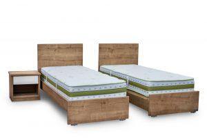 מיטה יהודית איכותית דגם שמפניה פלוס