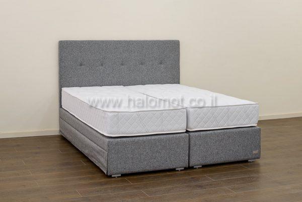 פנטסטי מיטה יהודית מרופדת עם זוג מיטות היי רייז   חלומות HD-48