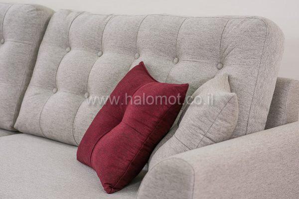 ספה תלת מושבית לסלון דגם תילתן