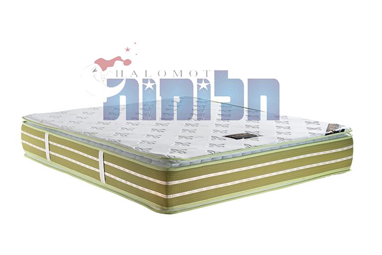 מזרן אורטופדי זוגי - spring pillow top
