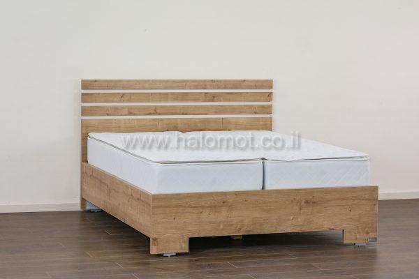 מיטה יהודית עם ארגז מוגבה לנקיון - ארגז הפלא
