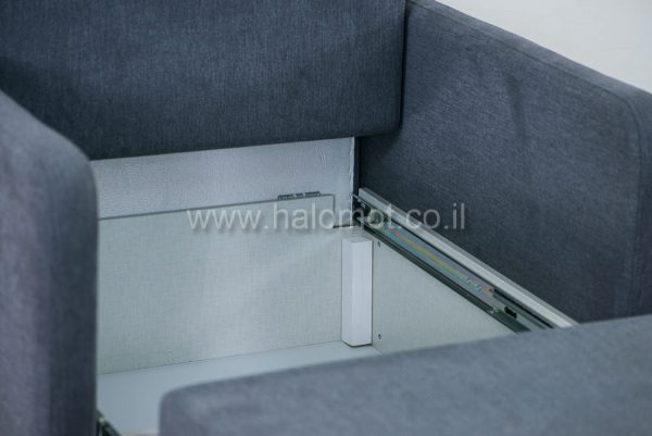 כורסא נפתחת ליחיד דגם נגה