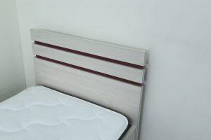 מיטה היי רייז+ ראש+ ארגז כולל מזרנים - מיטת נוער נפתחת