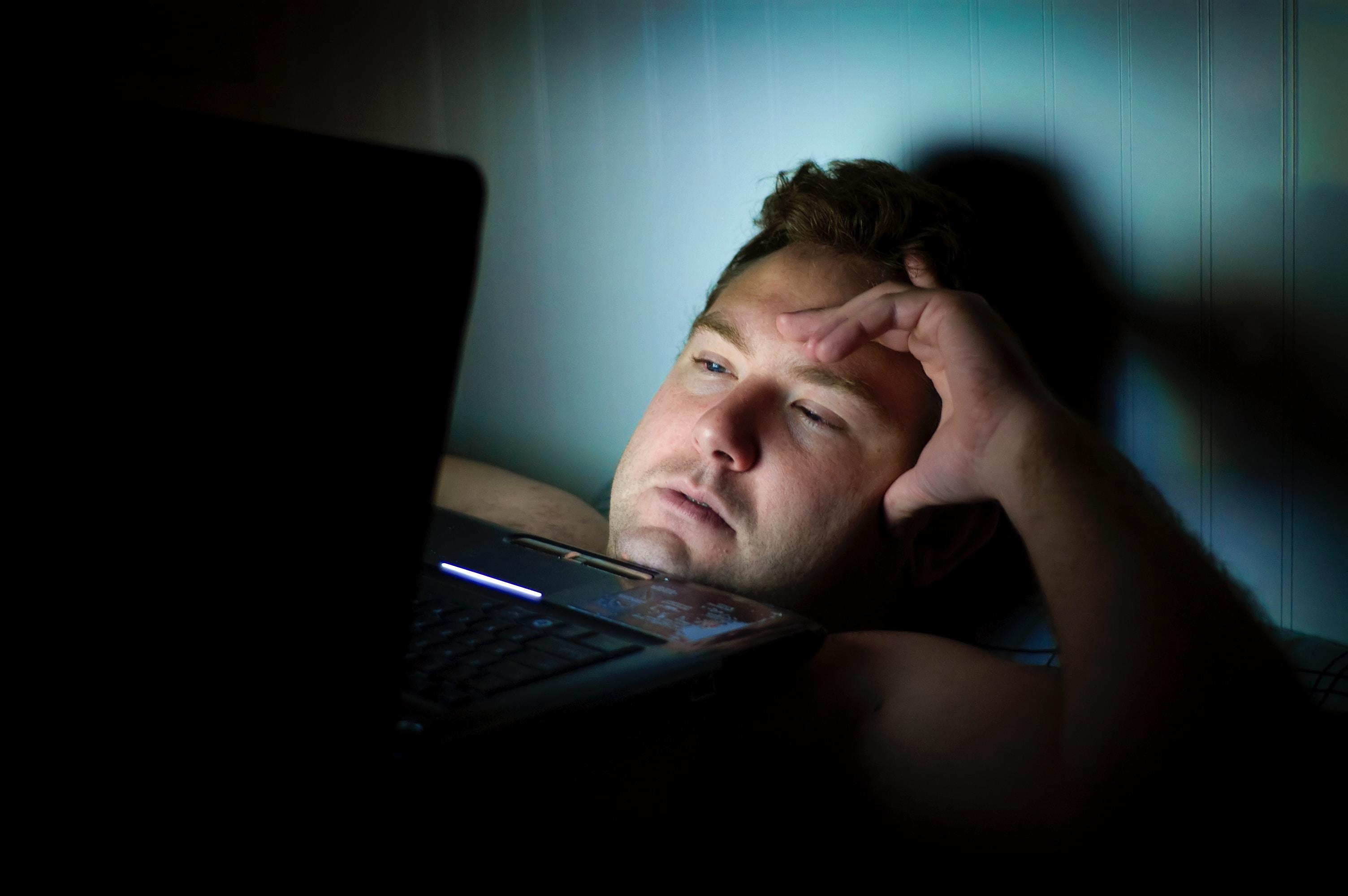 איך להירדם ללא תרופות